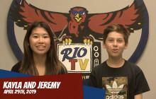 Rio TV, 4-29-19