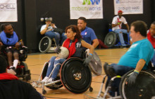 Triumph Foundation's 8th Annual Wheelchair Sports Festival