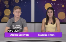 Valencia TV Live, 4-25-19 | Viking Pride Week