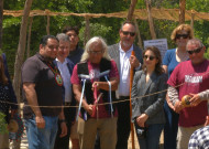 Opening Ceremony of the Tataviam Interpretive Village at Rancho Camulos