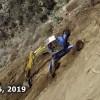 Caltrans News Flash: Landslide Clearing with Spyder Excavator