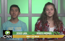 Canyon News Network, 5-14-19 | Club News
