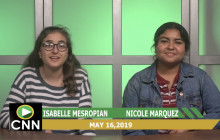 Canyon News Network, 5-16-19 | Mental Health Awareness