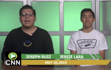 Canyon News Network, 5-20-19 | Eat it or Wear it Challenge