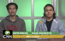 Canyon News Network, 5-21-19 | Club & Senior News