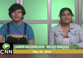 Canyon News Network, 5-28-19 | Canada 2020