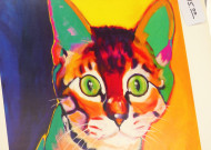 Funds Raised for Castaic Shelter, Hart Park Animals with Animal Art Exhibit
