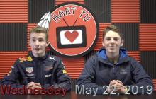 Hart TV, 5-22-19   Newscasting Day