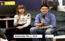 Miner Morning TV, 5-1-19