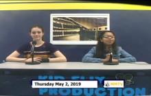 Miner Morning TV, 5-2-19