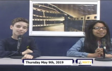 Miner Morning TV, 5-9-19