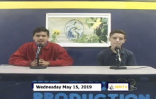 Miner Morning TV, 5-15-19