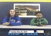 Miner Morning TV, 5-28-19