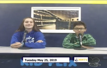Miner Morning TV, 5-28-19