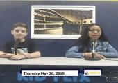 Miner Morning TV, 5-30-19
