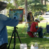Annual Artists' Day at Rancho Camulos Museum