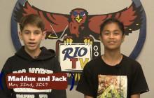 Rio TV, 5-22-19
