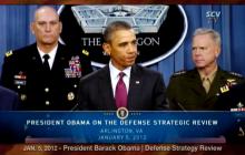 1/5/2012 President Barack Obama | Defense Strategic Review