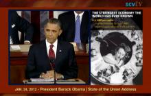 1/24/2012 President Barack Obama | State of the Union Address