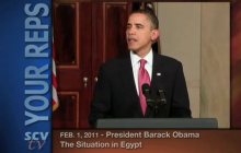 2/2/2011 President Obama on the Situation in Egypt