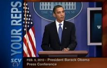 2/9/2010 Pres. Obama Holds Press Conference After Meeting with Senate Republican and Democratic Leadership