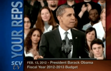 2/13/2012 President Obama Unveils FY 2012-2013 Budget