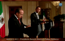 3/3/2011 Press Conference: Presidents Barack Obama and Felipe Calderon