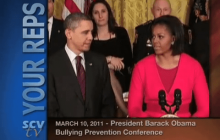 3/10/2011 President & Mrs. Obama: Conference on Bullying Prevention