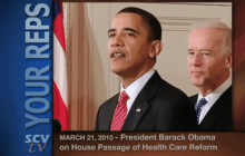 3/21/2010 President Obama Press Conference on House Approval of Health Care Reform