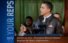 3/28/2010 President Obama Addresses the Troops