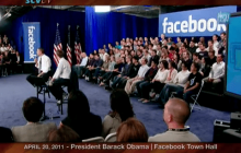 4/20/2011 President Obama: Facebook Town Hall