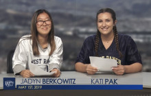 West Ranch TV, 5-1-19 | Word of the Week