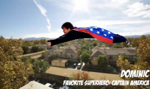 Be a Superhero to a Child in Your Community