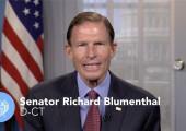Weekly Democratic Response: Senator Richard Blumenthal