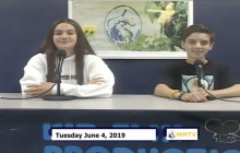 Miner Morning TV, 6-4-19