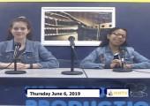 Miner Morning TV, 6-6-19