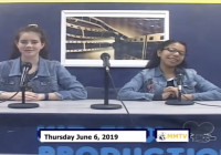 Miner Morning TV, 6-6-19
