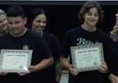 Miner Morning TV | Feature Story: April Student of the Month