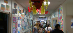 Thousands of Student Art Displayed at Annual NSD Art Show