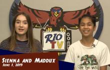 Rio TV, 6-3-19
