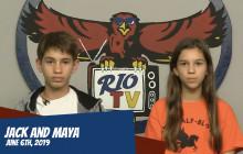 Rio TV, 6-6-19