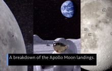 This Week @ NASA: The First Commercial Moon Landing Service Providers