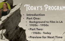 History of Vasquez Rocks, Part Six: Film History