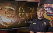 Fire Situation Report, July 15, 2019