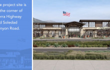 Canyon Country Community Center: Project Milestones