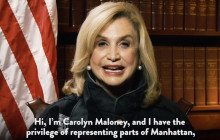 Weekly Democratic Response: Congresswoman Carolyn Maloney