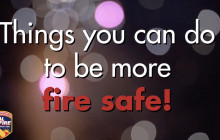 CalFire: Fireworks Safety