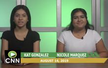 Canyon News Network, 8-14-19 | New Teacher Librarian
