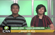 Canyon News Network, 8-15-19 | Sports