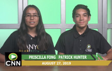Canyon News Network 8-27-19 | Girls Soccer